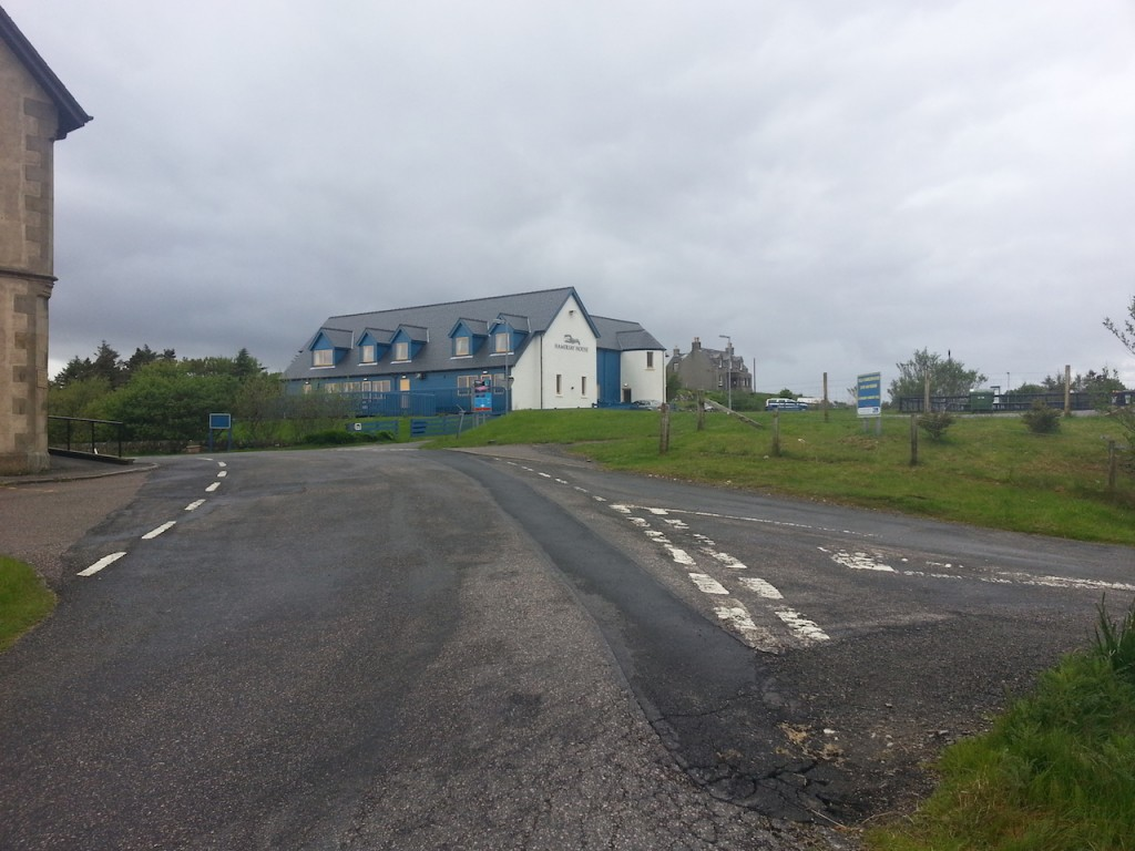 The Hamersay House Hotel (formerly Tigh Dearg)